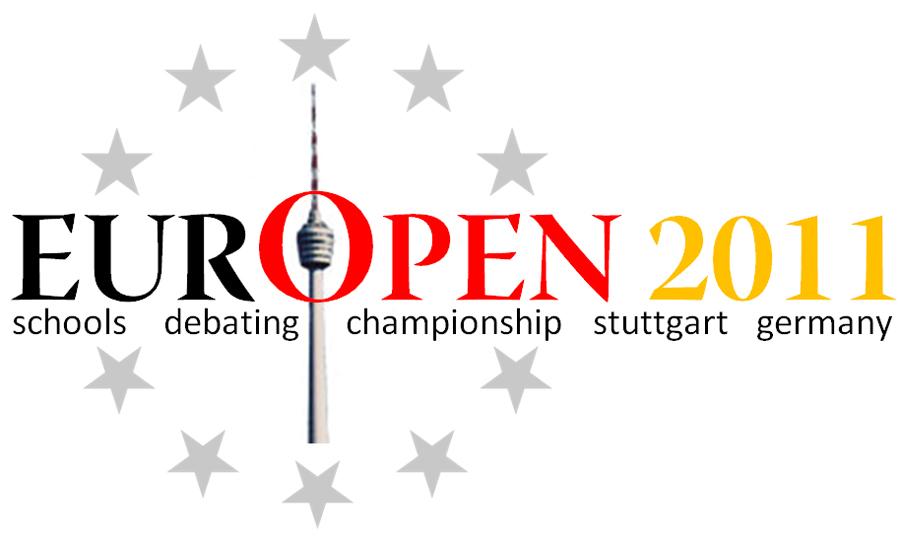 EurOpen logo 2011